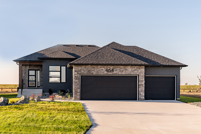 Exterior - 464 Maconnell The Pritchard DG 50 B Broadview Homes Winnipeg