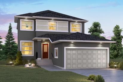 DG 44 E - The Monteray Broadview Homes Winnipeg