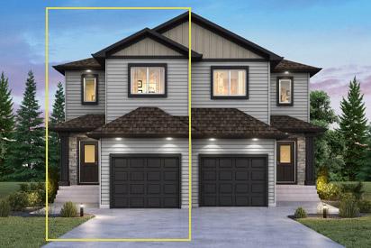 SGA 12 A U1 Green Box - The Sherwood Broadview Homes Winnipeg