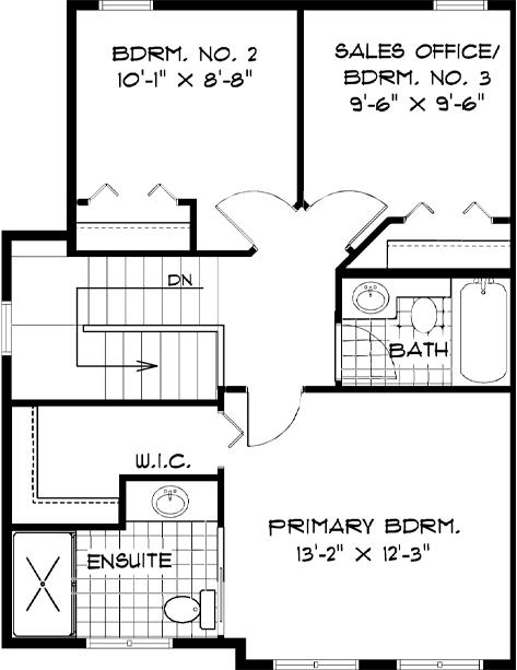 Second-Floor-Plan-204-Robert-Bockstael-Broadview-Homes-Winnipeg