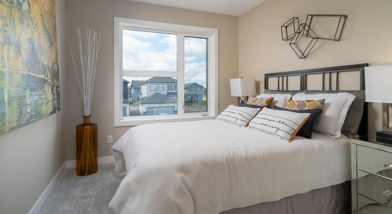 14. Secondary Bedroom - 15 George Barone Bay The Upton DG 47 A Broadview Homes Winnipeg