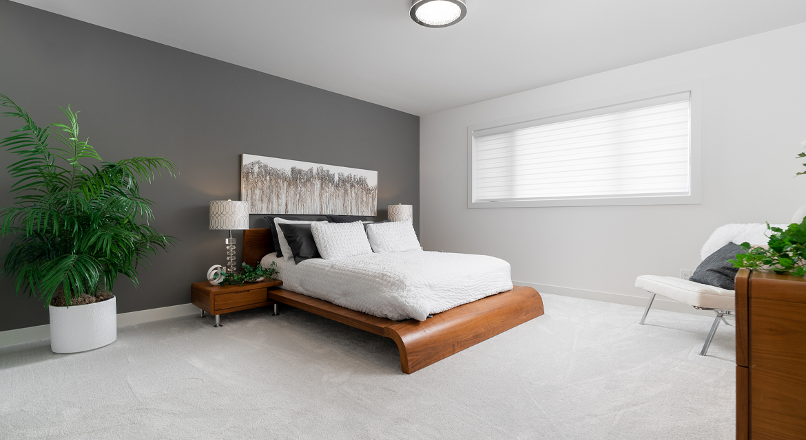 11. Master Bedroom - 15 High Park Drive - The Monticello DG 16 H Broadview Homes Winnipeg