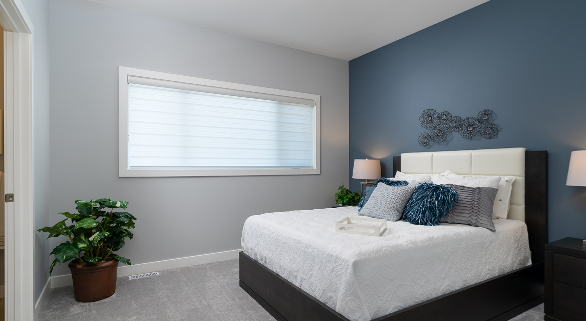 10. Master Bedroom - 302 Tanager Trail DG 23 B The Grayson Broadview Homes Winnipeg