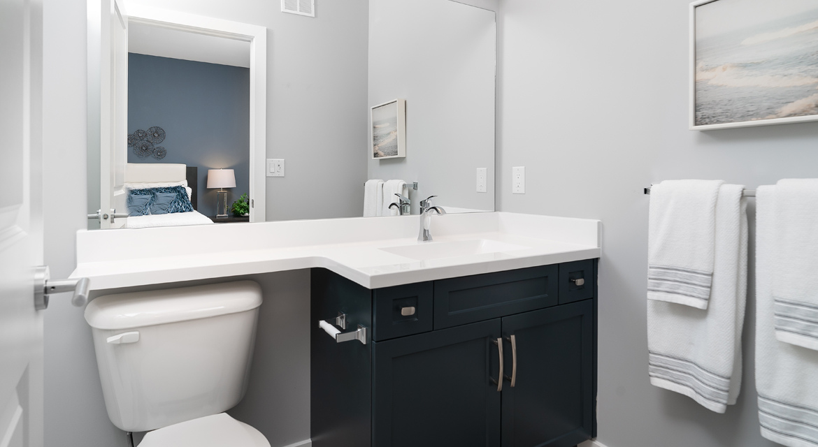 12. Ensuite - 302 Tanager Trail DG 23 B The Grayson Broadview Homes Winnipeg