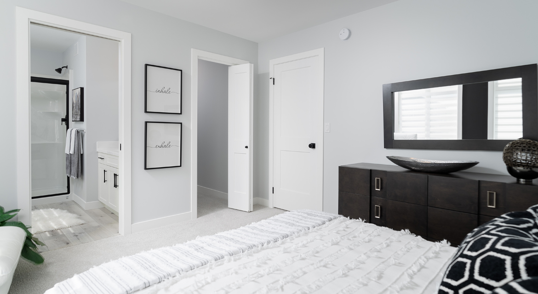 14. Master Bedroom - 326 Tanager The Torres RG 106 D Broadview Homes Winnipeg