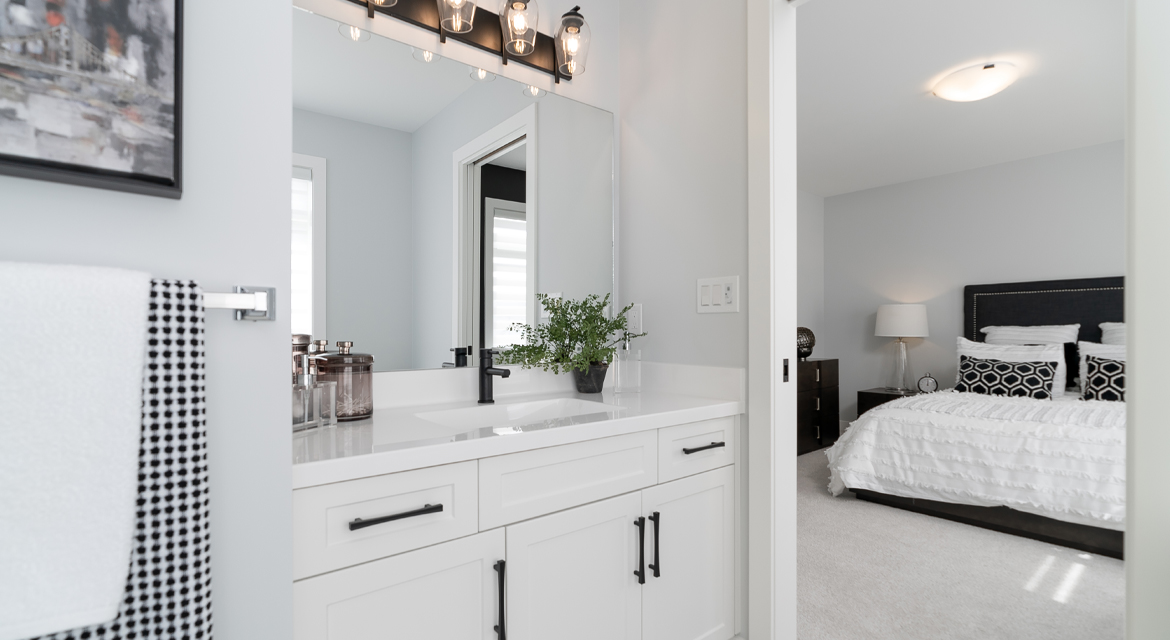 16. Ensuite - 326 Tanager The Torres RG 106 D Broadview Homes Winnipeg