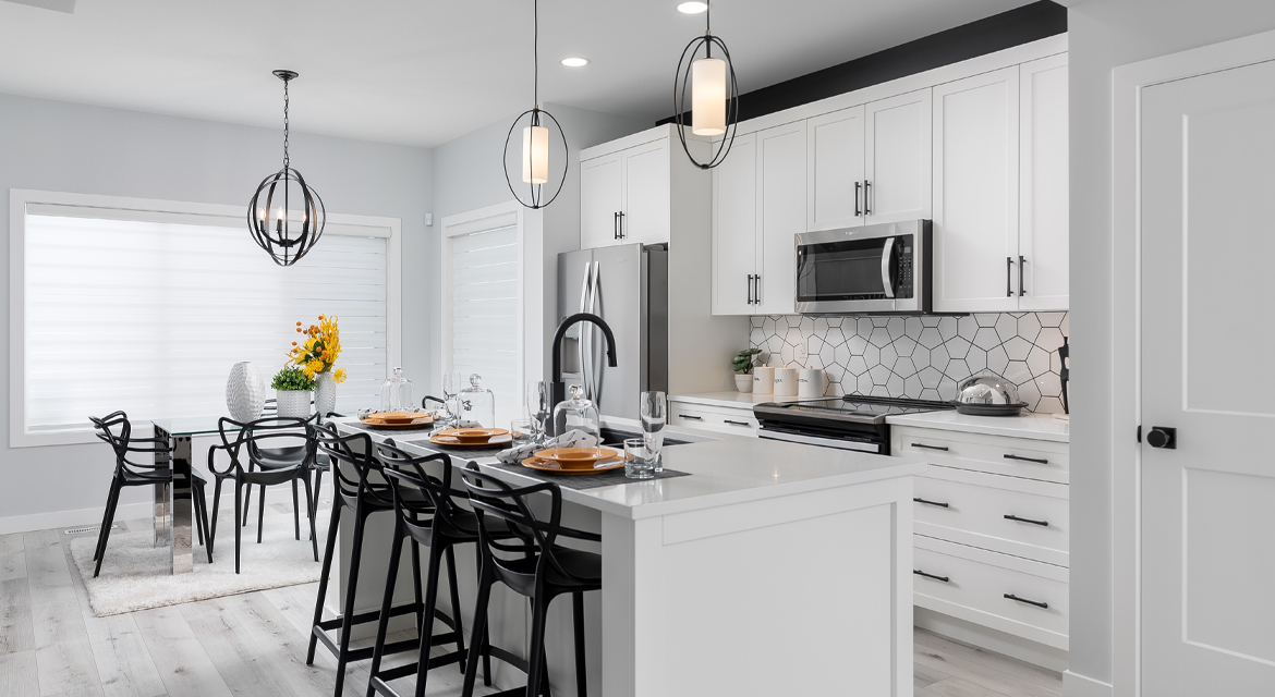 6. Kitchen - 326 Tanager The Torres RG 106 D Broadview Homes Winnipeg