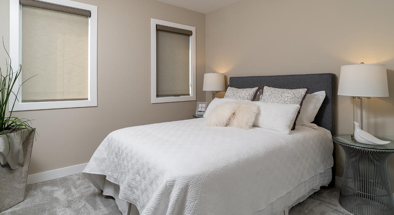12. Secondary Bedroom - 380 Windflower Road The Biscayne DG 14 C Broadview Homes Winnipeg