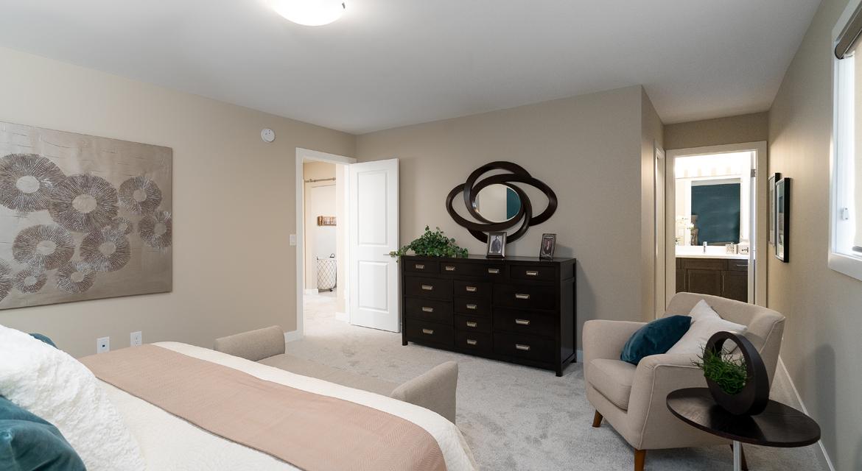 16. Master Bedroom - 380 Windflower Road The Biscayne DG 14 C Broadview Homes Winnipeg