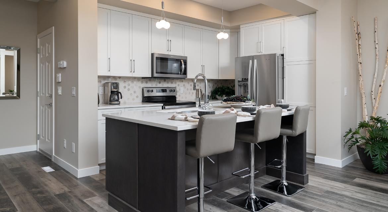 5. Kitchen - 380 Windflower Road The Biscayne DG 14 C Broadview Homes Winnipeg