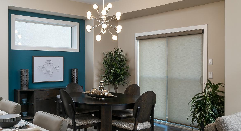 7. Eating Area - 380 Windflower Road The Biscayne DG 14 C Broadview Homes Winnipeg