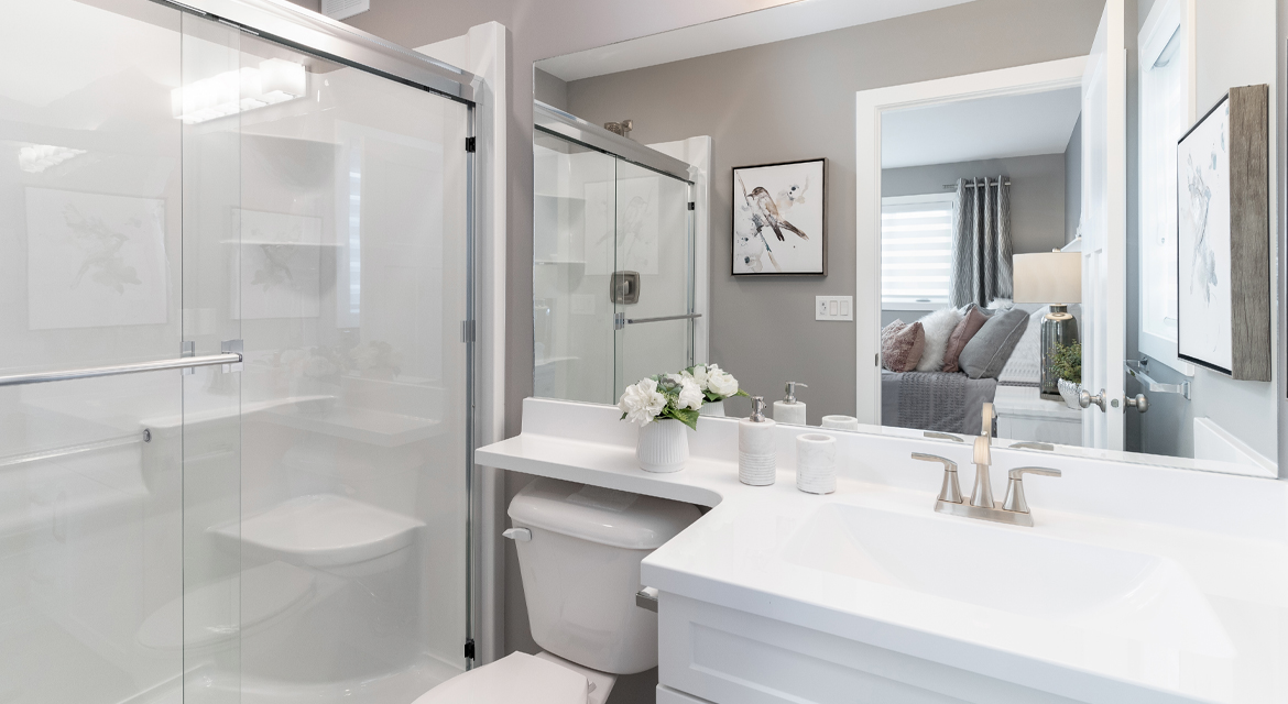 16. Ensuite  - 4 Merkel Manza The Dawson DG 11 Broadview Homes Winnipeg