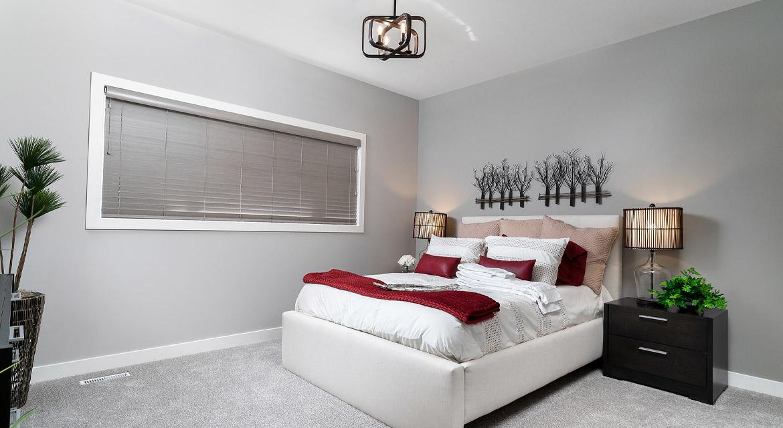 14. Master Bedroom - 464 Maconnell The Pritchard DG 50 B Broadview Homes Winnipeg