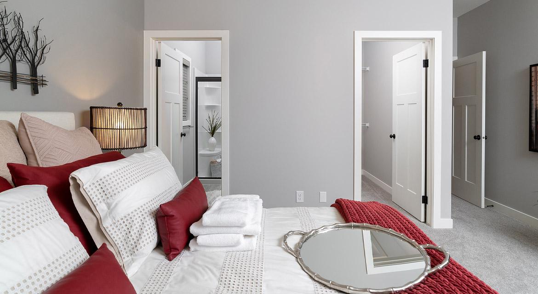 15. Master Bedroom - 464 Maconnell The Pritchard DG 50 B Broadview Homes Winnipeg