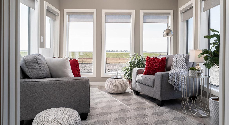 9. 4 Season Sunroom - 464 Maconnell The Pritchard DG 50 B Broadview Homes Winnipeg
