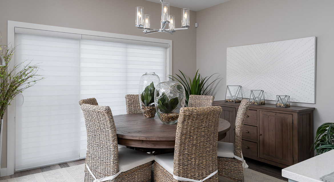 10. Eating Area - 63 Crestmont Drive The Harlow DG 17 A Broadview Homes Winnipeg