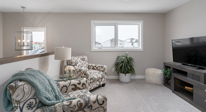 19. Second Floor Loft - 63 Crestmont Drive The Harlow DG 17 A Broadview Homes Winnipeg