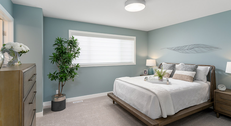 21. Master Bedroom - 63 Crestmont Drive The Harlow DG 17 A Broadview Homes Winnipeg