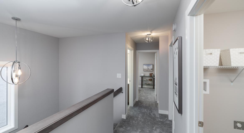 11. Second Floor Hall - 84 Crestmont The Preston DG 10 A Broadview Homes Winnipeg