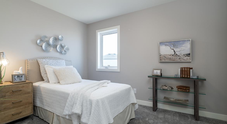 13. Secondary Bedroom - 84 Crestmont The Preston DG 10 A Broadview Homes Winnipeg