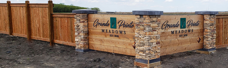 Resized Grande Pointe Sign Photo