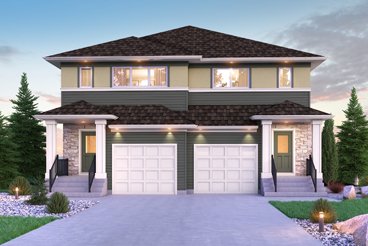 SGA 14 C The Stradford Elevation Broadview Homes