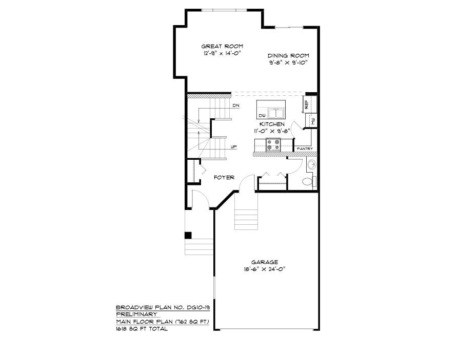 DG 10 Main Floor Broadview