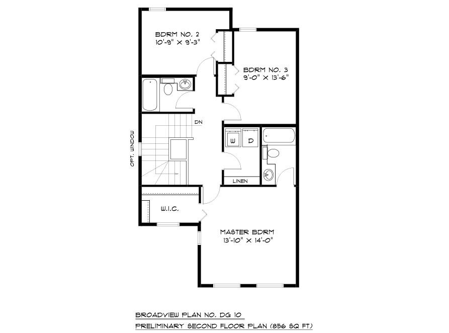 DG 10 Second Floor Broadview