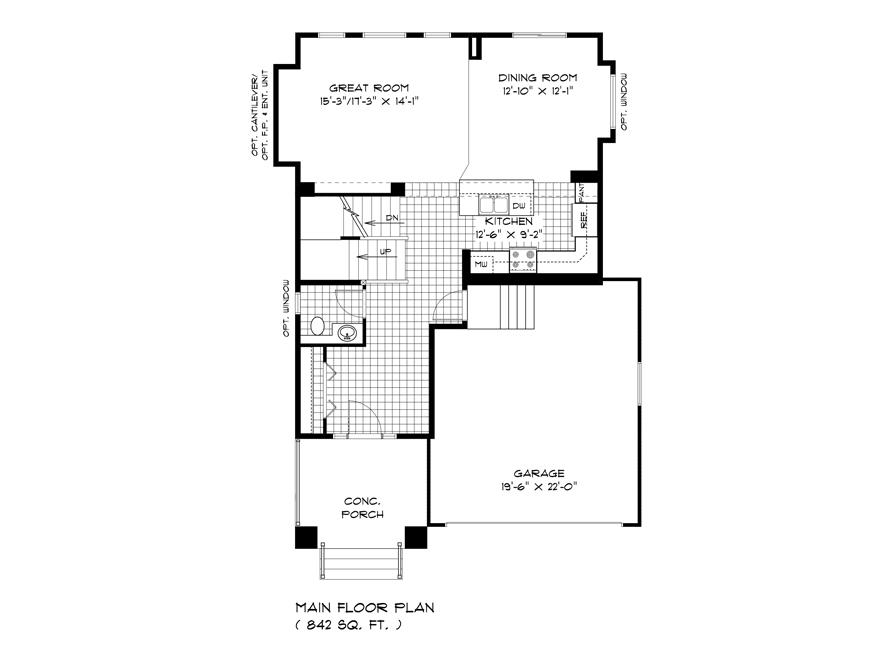 Main Floor - DG 14 Biscayne Broadview