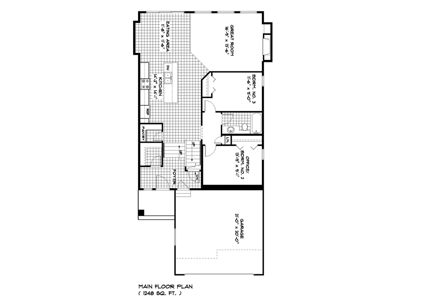 53 Liba Main Floor Plan