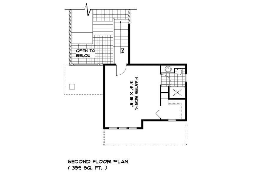 53 Liba Second Floor Plan