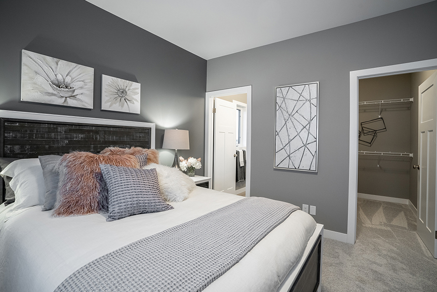 11. 232 Petryk - Master Bedroom - Broadview Homes The Pritchard DG 50 A