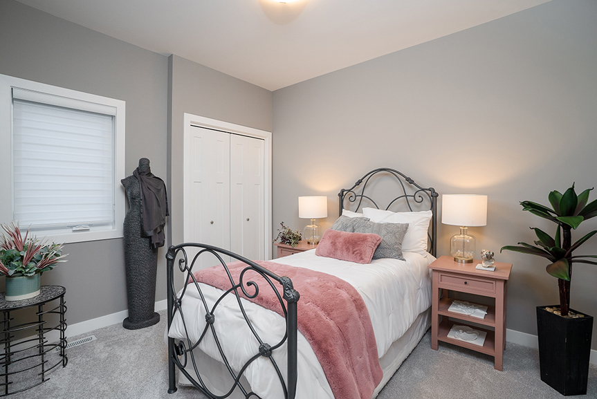 13. 232 Petryk - Secondary Bedroom - Broadview Homes The Pritchard DG 50 A