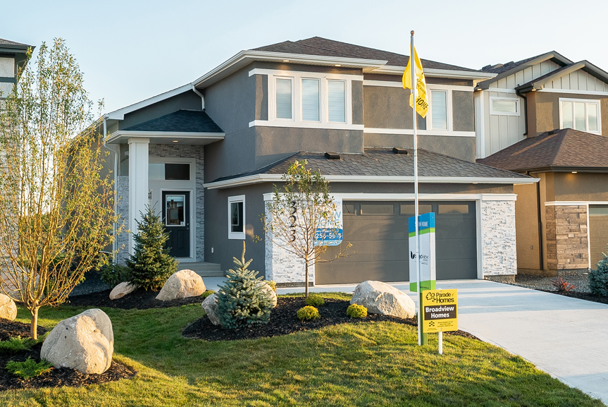 1. 323 Tanager Trail - Broadview Homes The Highview DG 43 A