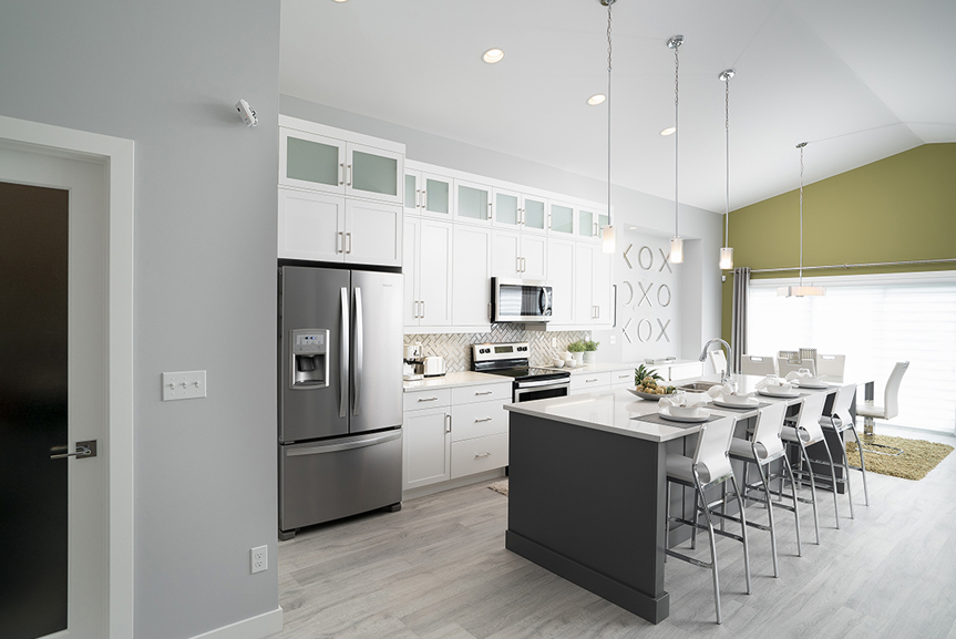 6. 323 Tanager Trail - Kitchen Broadview Homes The Highview DG 43 A