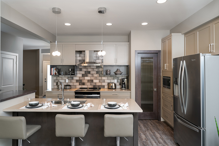 5. 335 Tanager Trail - Kitchen Broadview Homes The Highview DG 44 E Twilight