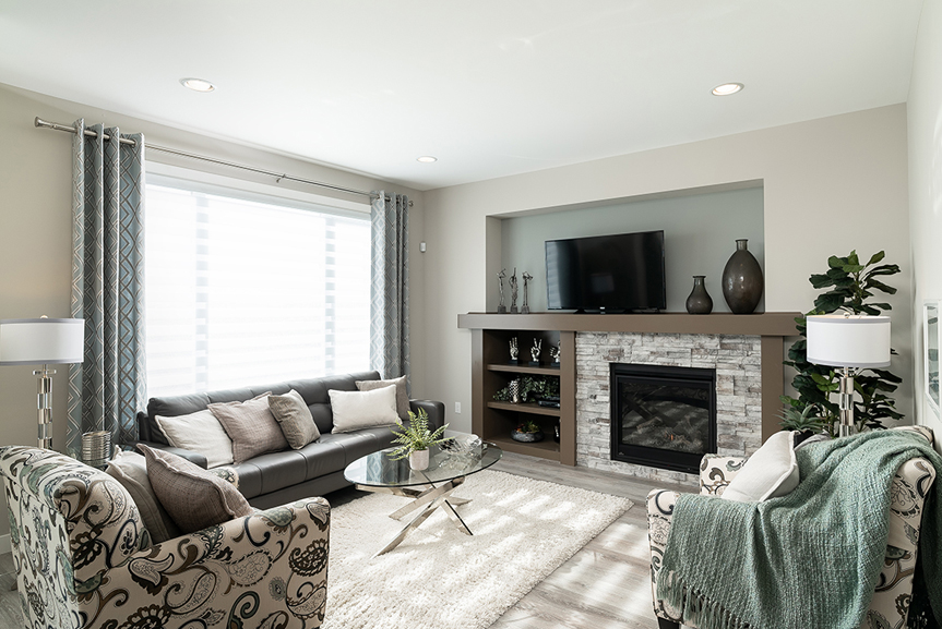 6. 352 Atlas - Great Room - Broadview Homes The Preston DG 10 A