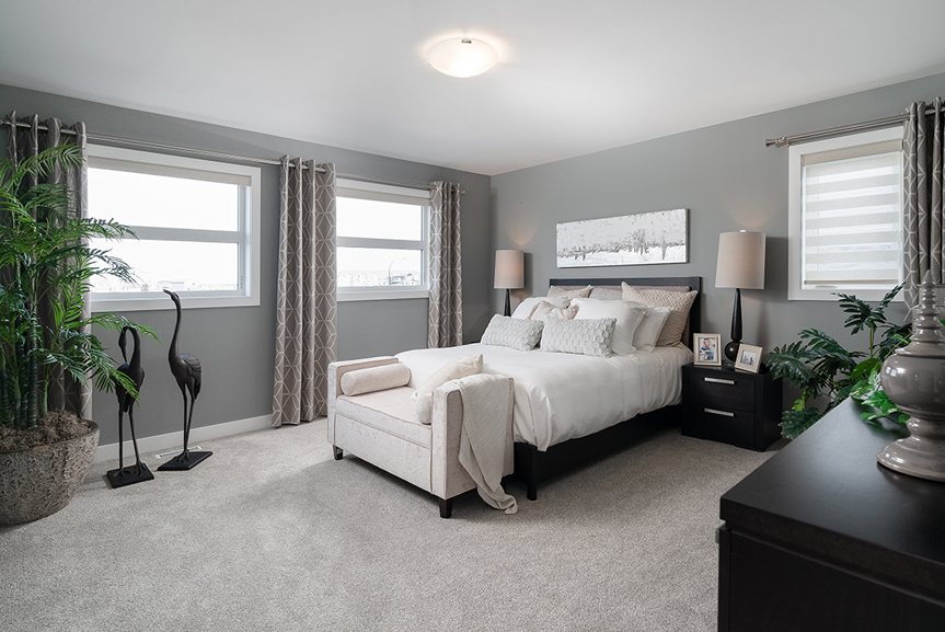 9. 352 Atlas - Master Bedroom - Broadview Homes The Preston DG 10 A