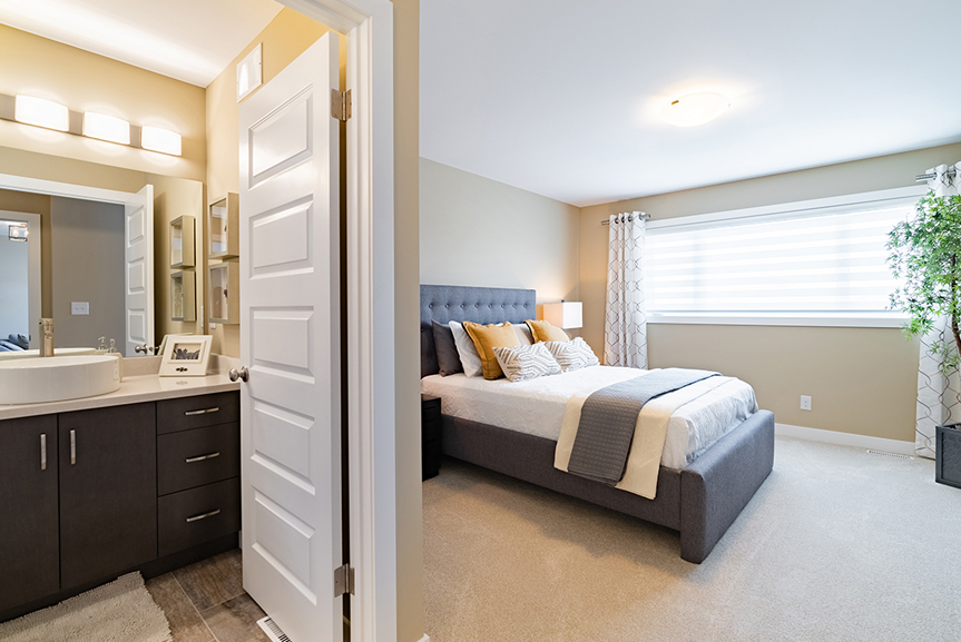 14. 563 Blvd - Master Bedroom - Broadview Homes The Upton DG 47 A