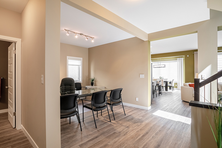 3. 563 Blvd - Office - Broadview Homes The Upton DG 47 A