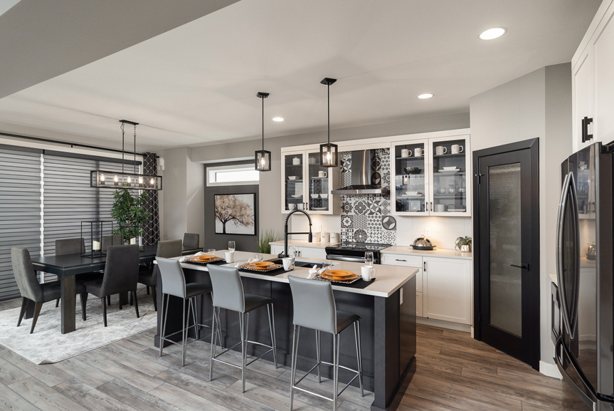 7. 88 Skyline Kitchen - Broadview Homes The Monticello DG 16 G