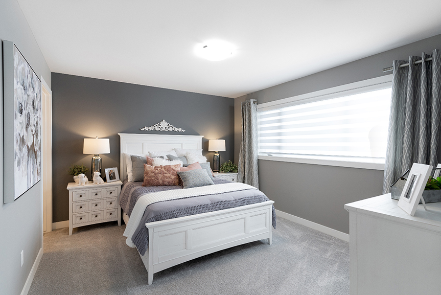 16. Master Bedroom - 4 Merkel Manza The Dawson Broadview Homes Winnipeg