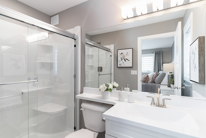 17. Ensuite - 4 Merkel Manza The Dawson Broadview Homes Winnipeg