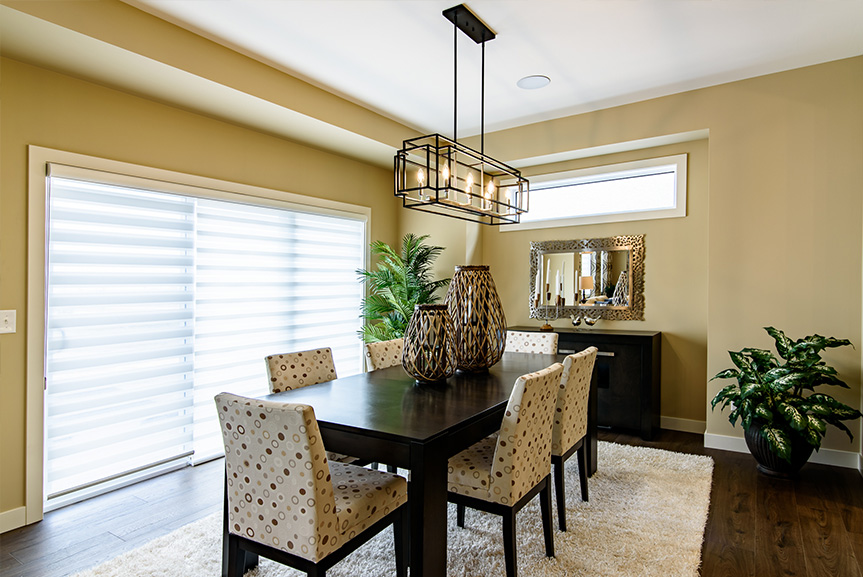 Dining Room 8 Kestrel Broadview Homes
