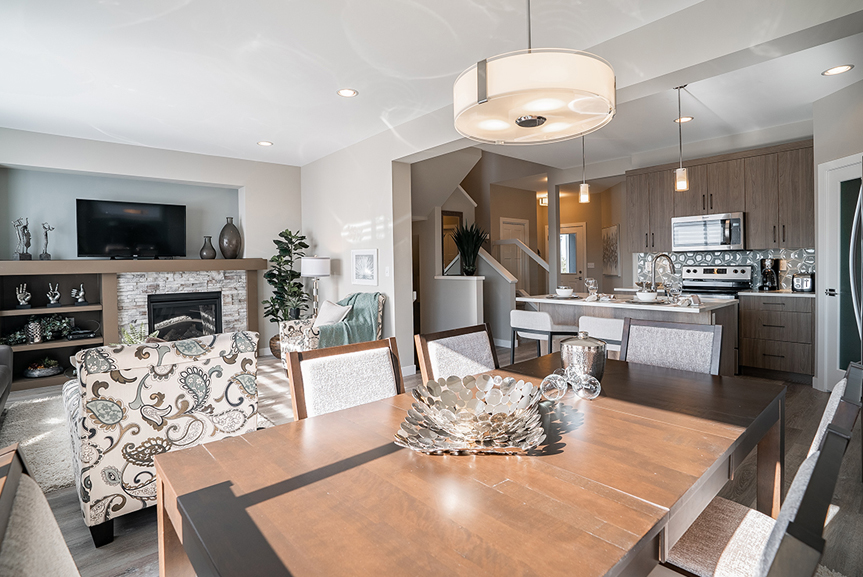 3. 352 Atlas - Main Living Area - Broadview Homes The Preston DG 10 A