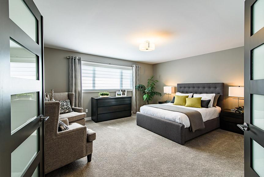 Master Bedroom 230 Daylan Marshall Broadview Homes
