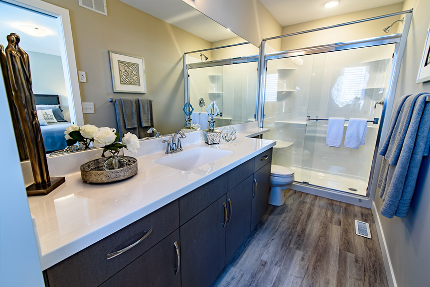 Master Ensuite 70 Rowntree Broadview Homes