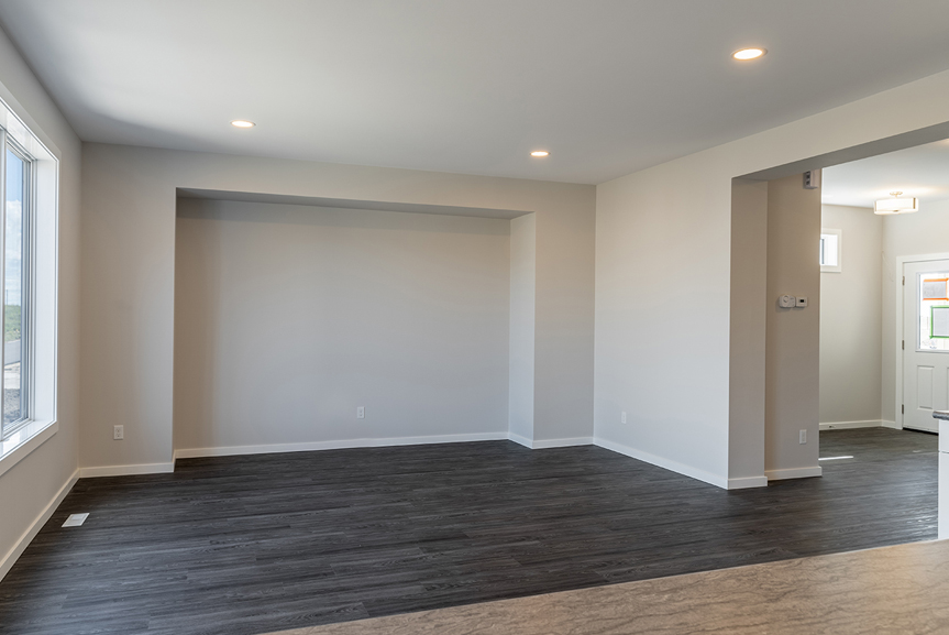 9. Great Room - 119 Fieldhouse The Dawson DG 11 A Broadview Homes Winnipeg