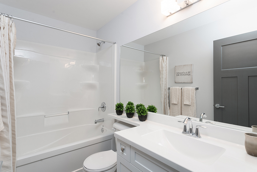 12. Main Bathroom - 221 Petryk Terrace Broadview Homes DG 15 A