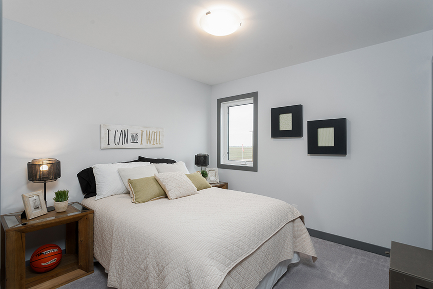 13. Secondary Bedroom - 221 Petryk Terrace Broadview Homes DG 15 A